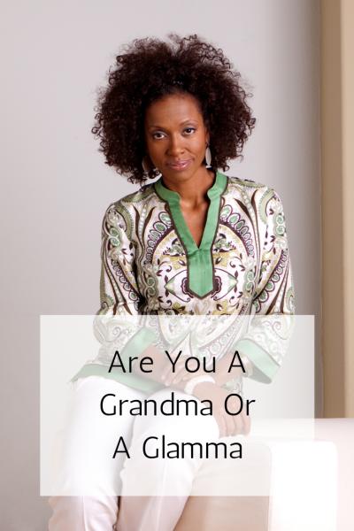 grandma or glamma